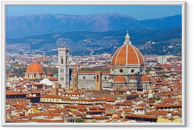 Poster i Ram Florence Cityscape