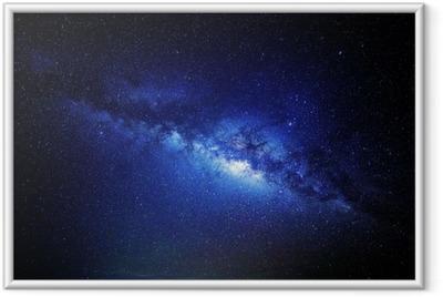 Milky Way Framed Poster