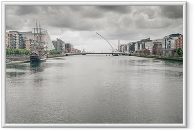 Ingelijste Poster Dublin