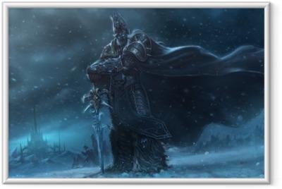 Gerahmtes Poster World of Warcraft