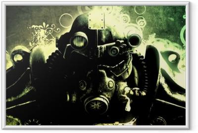 Poster en cadre Fallout