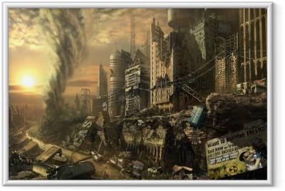 Ingelijste Poster Fallout