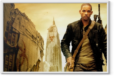 Poster en cadre Will Smith - Will Smith