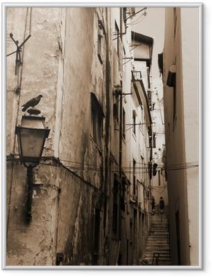 Lisbon story Framed Poster