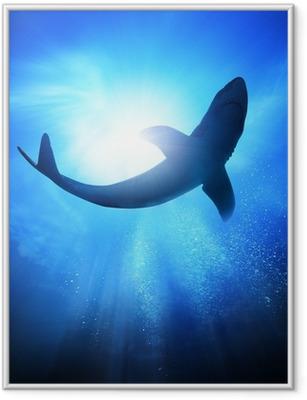 Poster en cadre Under The Waves