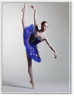 Ingelijste Poster De danser