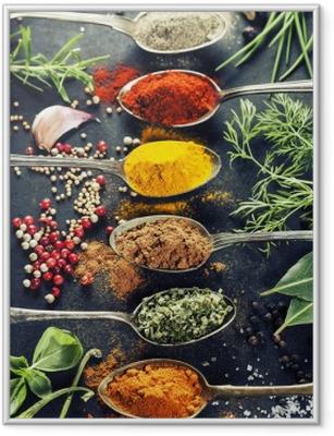 Poster Küche und Kräuter • Pixers® - Wir leben, um zu verändern