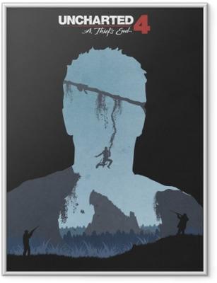 Ingelijste Poster Uncharted