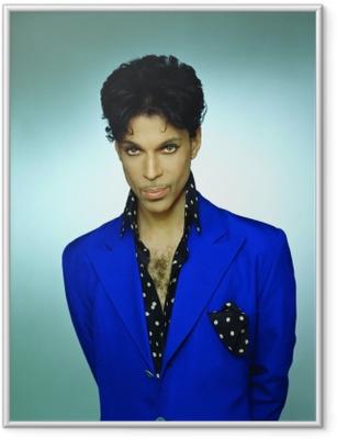 Gerahmtes Poster Prince