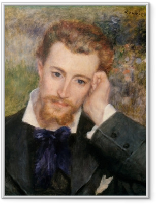 Póster Enmarcado Eugène Murer