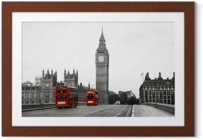 Westminster Palace Framed Poster
