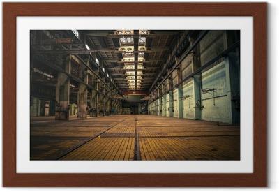 Plakaty Loft Industrial Pixers żyjemy By Zmieniać