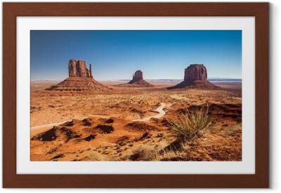 Monument Valley, USA Framed Poster