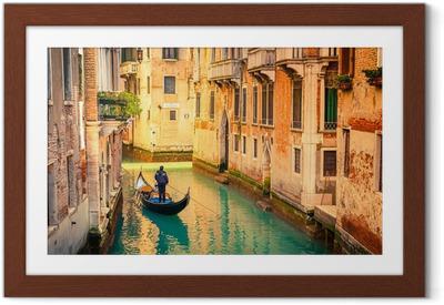 Poster i Ram Grande i Venedig