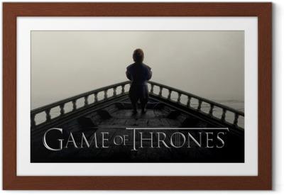 Poster en cadre Tyrion Lannister