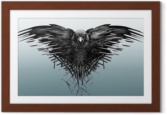 Poster i Ram Game of Thrones - Teman