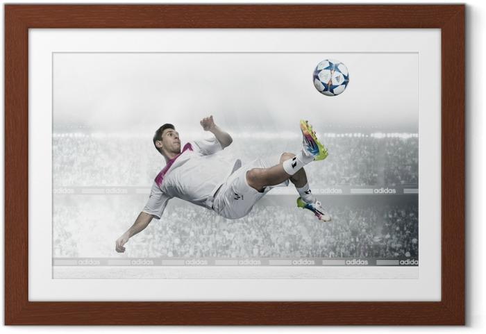 Plakat w ramie Lionel Messi - Lionel Messi