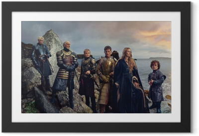 Poster en cadre Game of Thrones - Thèmes