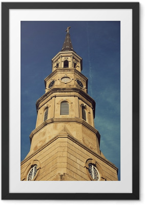 St. Philip's Episcopal Church Framed Poster
