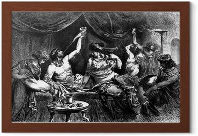 Roman orgie billeder