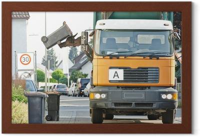 Affaldsservice urban genbrug affald og affaldsservice pixerstick klistermærke