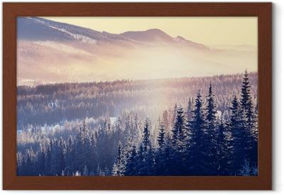 Vinter berg