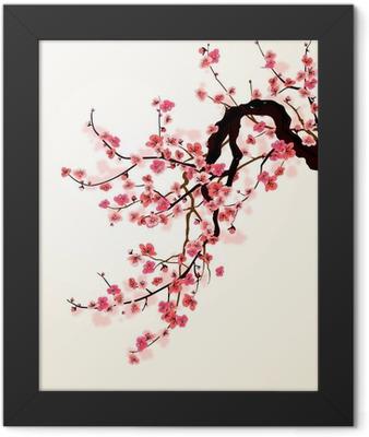 Sakura Framed Poster