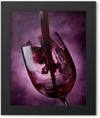 Wine Framed Poster