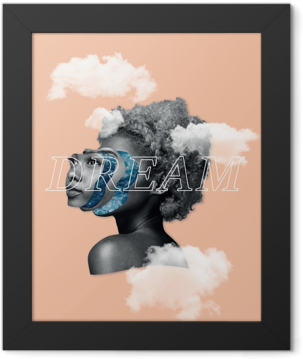 Dream Framed Picture - Motivations