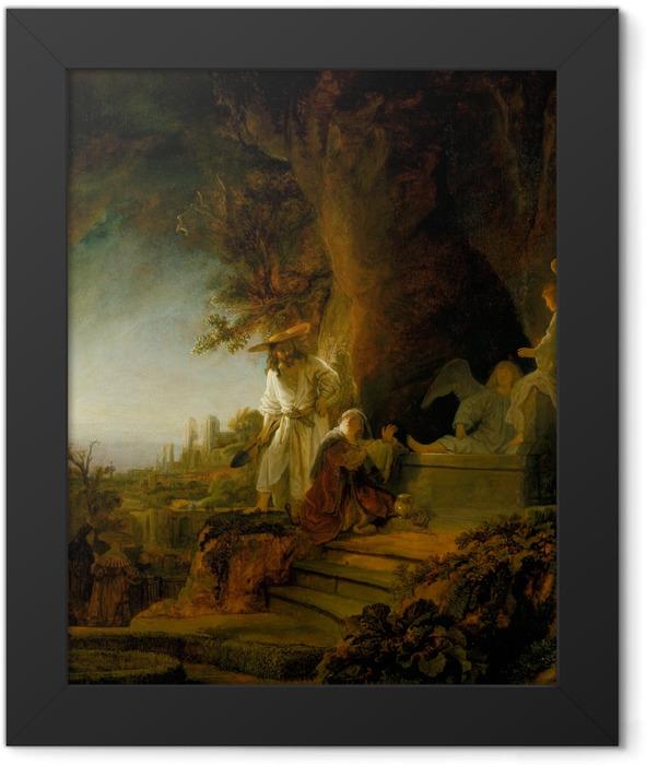 Poster en cadre Rembrandt - Noli me tangere - Reproductions