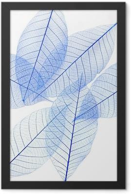 leaves Framed Poster