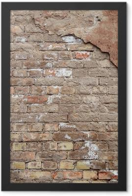 Mauer Framed Poster