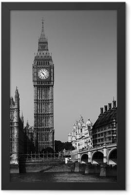 Big Ben Framed Poster