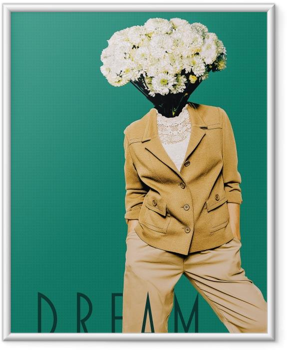 Plakat w ramie Dream - Motywacyjne