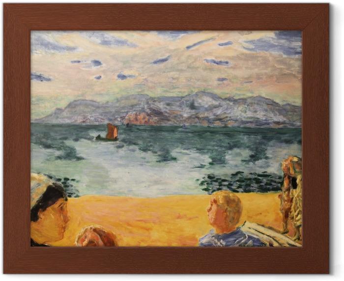 Poster en cadre Pierre Bonnard - Paris. L'Esterel - Reproductions