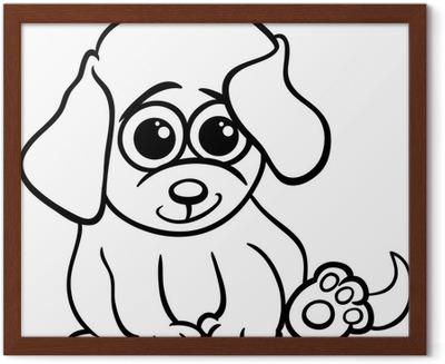 Dibujos Para Colorear Perritos Bebes Dibujos De Perros Y Gatos Para