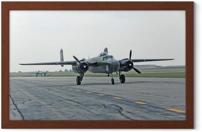 """/""""Bombardier Lancaster/"""" 40 x 40 cm Imprimé Bord à Bord Coussin Cadeau personnalisé"""