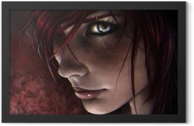Katarina - League of Legends Framed Poster