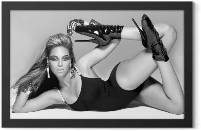 Poster en cadre Beyonce - Beyoncé