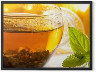 tea Framed Poster