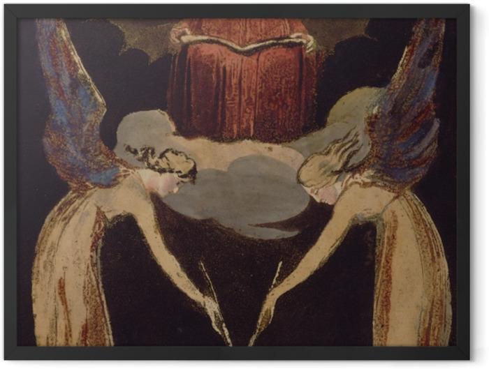 Plakat w ramie William Blake - Jerozolima - Reprodukcje