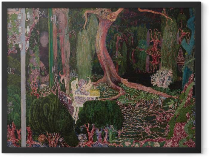 Plakat w ramie Jan Toorop - Nowe pokolenie - Reproductions