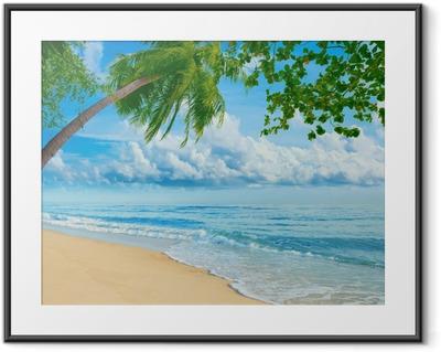 Beach Framed Poster