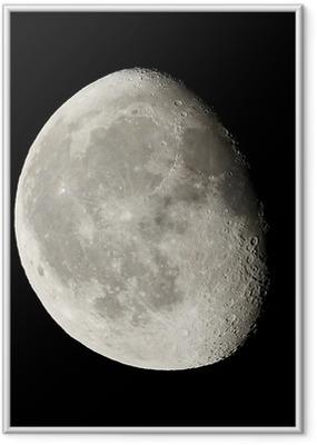 Ingelijste Poster Moon