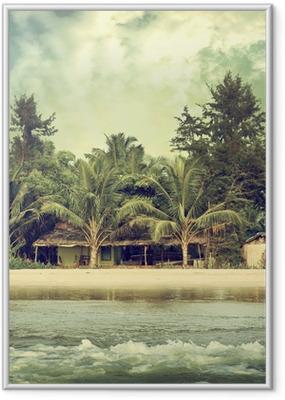 Poster i Ram Bakgrund-62