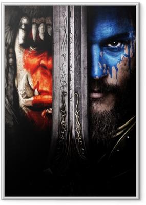 Plakat w ramie Warcraft: Początek