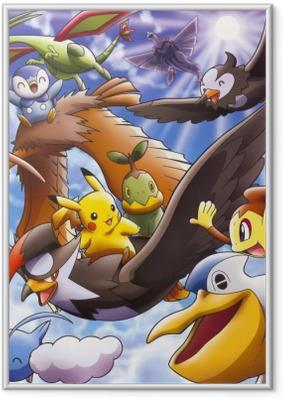 Pokémon Framed Poster