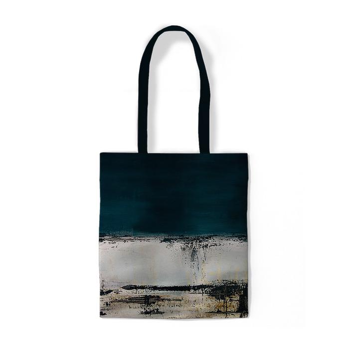 Abstraction Loft stijl modern Katoen tassen -