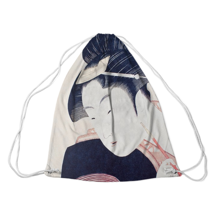 Ukiyo 絵 Plecaki - Kobiety