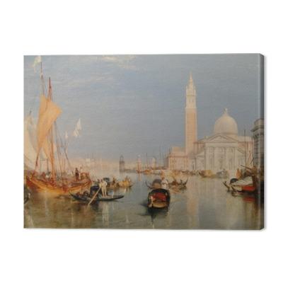 William Turner - The Dogana and San Giorgio Maggiore Premium prints